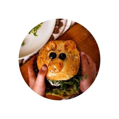 Housky na burgery