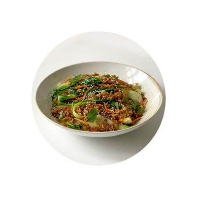 Smažená rýže se zeleninou