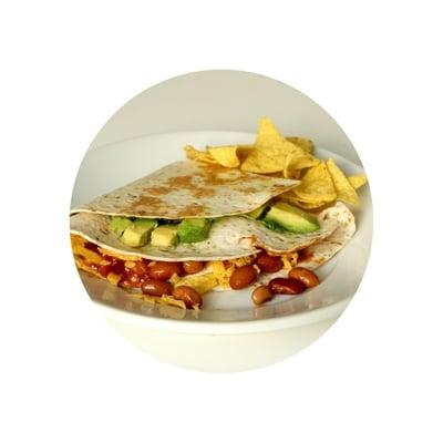 Mexické zapečené tortilly