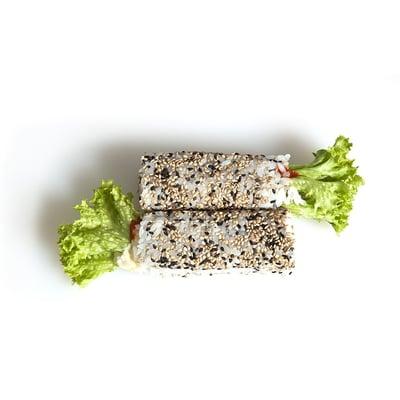 Uramaki – kalifornské rolky se sezamovým semínkem