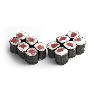 Tekkamaki - tuňákové maki