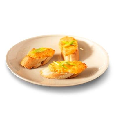 Zapečená pomazánka s mrkví