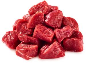 Ecoproduct BIO Hovězí maso kostky na guláš