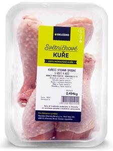 Světničkové kuře spodní stehna 4 ks