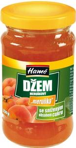 Hamé Džem meruňkový se sníženým obsahem cukru