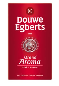Douwe Egberts Grand aroma káva