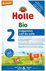 Holle BIO Dětské mléko 2 od 6. měsíce věku