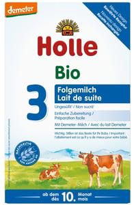 Holle BIO Dětské mléko 3 od 10. měsíce věku