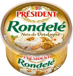 Président Rondelé s vlašskými ořechy