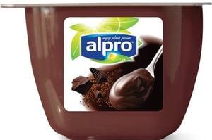Alpro Sójový dezert s příchutí tmavé čokolády