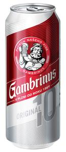 Gambrinus Originál 10 plech