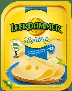 Leerdammer Light sýr plátky