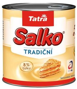 Tatra Salko zahuštěné mléko slazené 8%