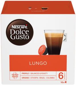 Nescafé Dolce Gusto Caffé Lungo 16ks