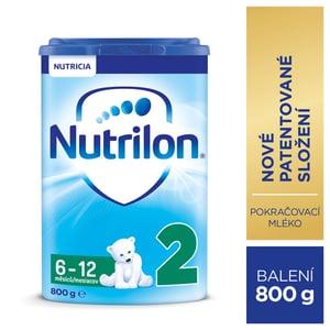 Nutrilon 2 pokračovací kojenecké mléko 6-12 měsíců
