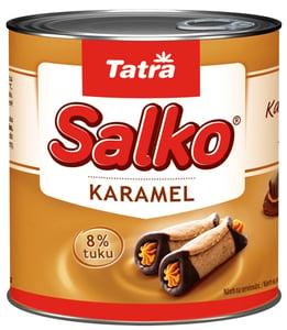 Tatra Salko karamel 8% Easy Open
