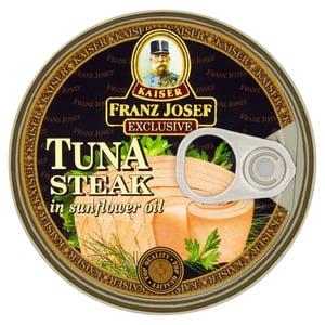 Franz Josef Kaiser Tuňák steak ve slunečnicovém oleji