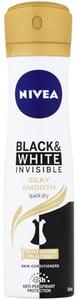 Nivea Black & White Invisible Silky Smooth antiperspirant
