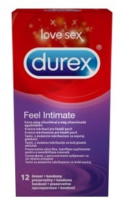 Durex Feel Intimate 12ks