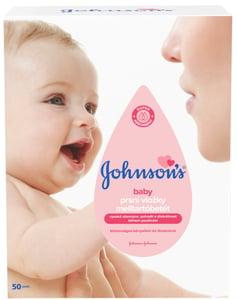 Johnson's® Prsní vložky (50ks)