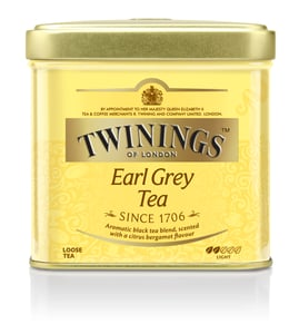 Twinings Earl grey sypaný čaj