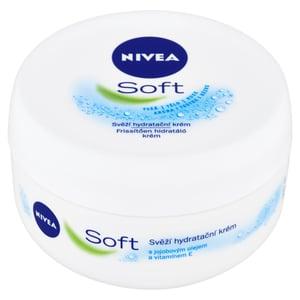 Nivea Soft Svěží hydratační krém