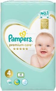 Pampers Premium Care 9kg-14kg (velikost 4)
