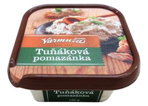 Varmuža Tuňáková pomazánka