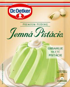 Dr.Oetker Premium puding jemný pistáciový