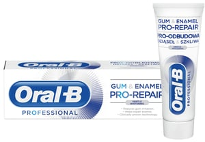 Oral-B Professional Gum & Enamel Pro-Repair Šetrné bělení zubní pasta
