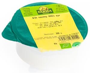 Farma Pěnčín BIO Kozí sýr tavený přírodní