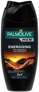 Palmolive Men Energising sprchový gel a šampon 24h 2v1