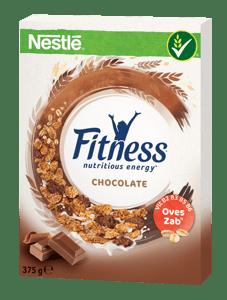 Nestlé FITNESS Čokoládové snídaňové cereálie