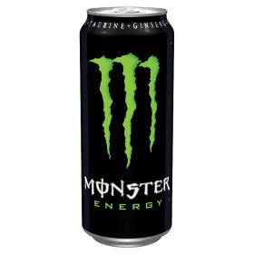 Monster Energy Sycený energetický nápoj