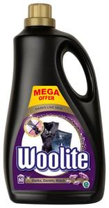 Woolite Darks, Denim, Black tekutý prací prostředek (3,6l)