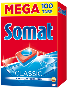 Somat Classic tablety do myčky