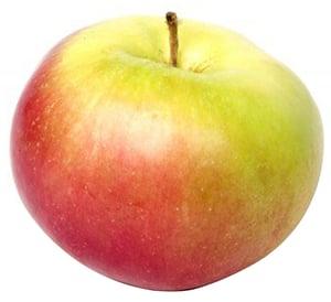 Jablko červené malé 1ks