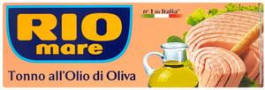 Rio Mare Tuňák v olivovém oleji - tripack