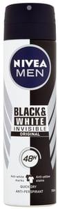 Nivea For Men Invisible for black & white antiperspirant