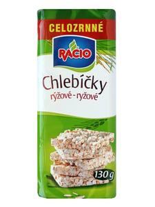 RACIO Chlebíčky rýžové