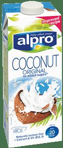 Alpro Kokosový nápoj original s rýží