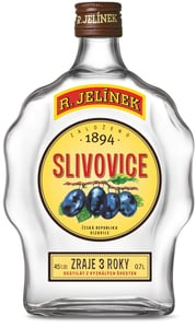 R. Jelínek Slivovice 3letá 45 %