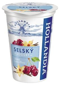 Hollandia Selský jogurt višeň-vanilka