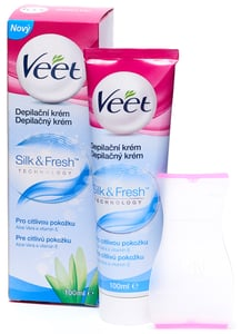 Veet Depilační krém pro citlivou pokožku
