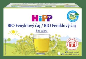 HiPP BIO Fenyklový čaj