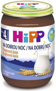 HiPP BIO Krupicová kaše na dobrou noc