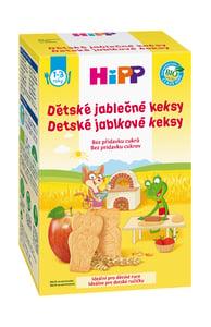 HiPP BIO Dětské jablečné keksy