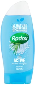 Radox Feel Active sprchový gel