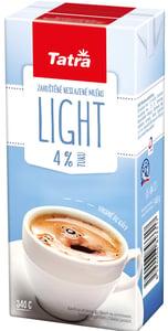 Tatra Light zahuštěné neslazené polotučné mléko