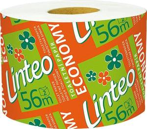 Linteo ECONOMY toaletní papír, 56 metrů, 2 vrstvý, 1ks